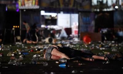 Las Vegas Shooter Killed