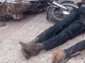 Police kill two kidnappers
