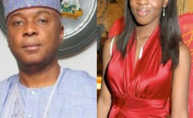 Senate President, Bukola Saraki's daughter