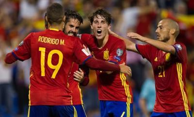 Spain Qualify