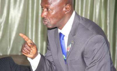 Ibrahim Magu EFCC boss in Austria, says agency recovered N738.9bn in 2 years