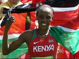 Kenya's Olympic marathon champion, Jemima Sumgong suspended