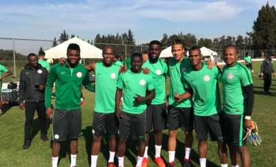 Super Eagles Why 2018 FIFA World Cup jersey has not been unveiled
