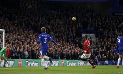 Alvaro Morata Score As Chelsea Beat Man United