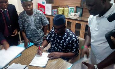 Fayose okays death penalty for convicted cultists in Ekiti
