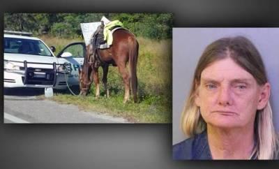 Florida woman arrested