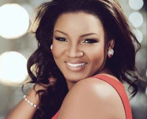 Omotola Jalade Tells The New Family