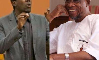 Reno Omokri Blasts Governor Aregbesola, Says