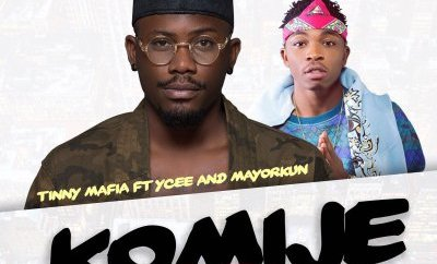Ycee ft Mayorkun – Komije (Remix)