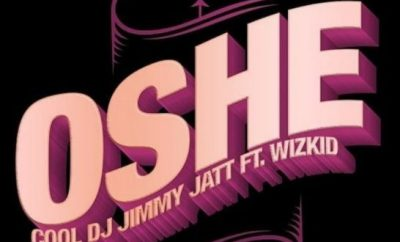 DJ Jimmy Jatt Ft. Wizkid – Oshe