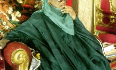 Buhari President mourns Emir of Katagum's death
