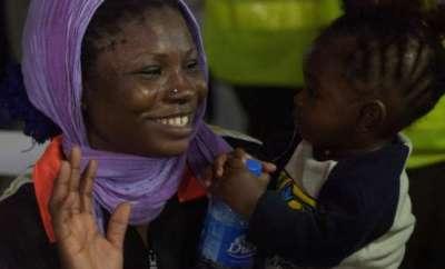 Libya Slave Trade 249 more Nigerians return home