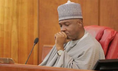 Saraki Senate President says