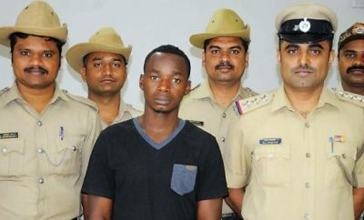 30-Year-Old Nigerian Arrested In India For Trafficking Cocaine, Hard Drugs