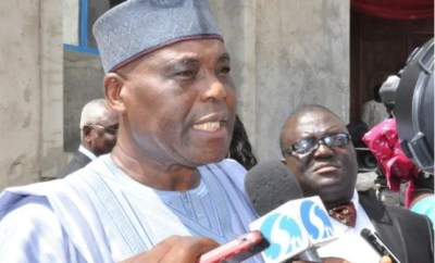PDP Dokpesi woos Igbinedion, Ibori over party's Chairmanship ambition