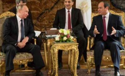 Russia to build $21bn nuclear facility in Egypt