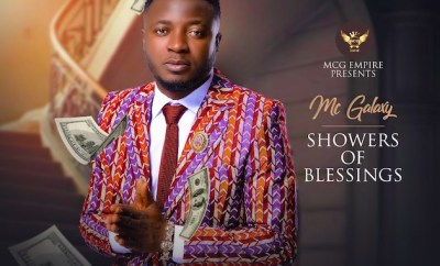 Mc Galaxy - Showers of Blessings