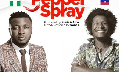 MC Galaxy - Pepper Spray ft. Alcol