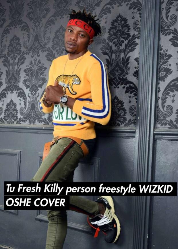 Tu Fresh - Killy Person Freestyle