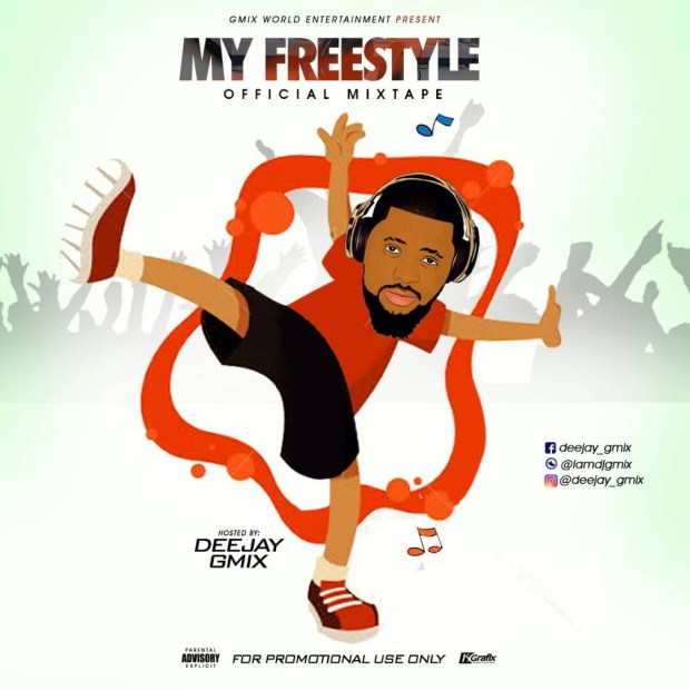 DeeJay Gmix - My Freestyle