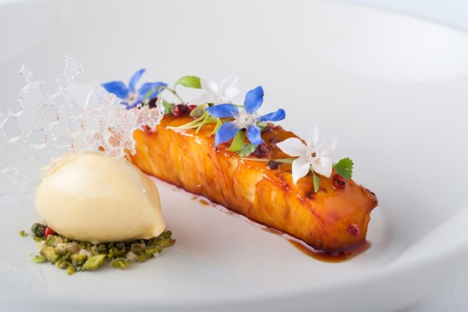 Sous Vide Pineapple Recipe - Great British Chefs