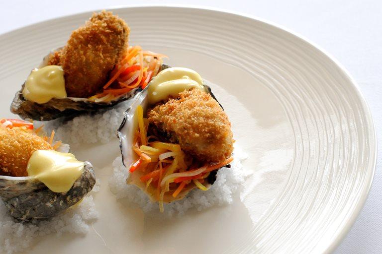 Crispy Fried Oysters Recipe