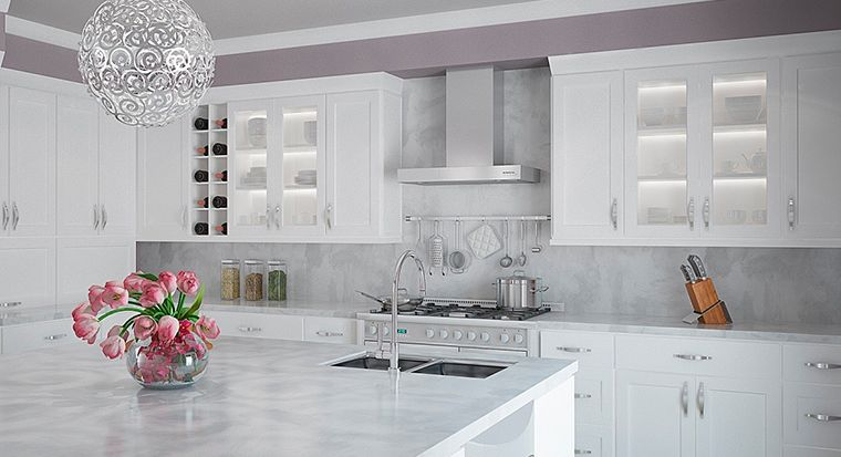 The Case For White In Kitchen Remodeling Gbc Kitchen Bath