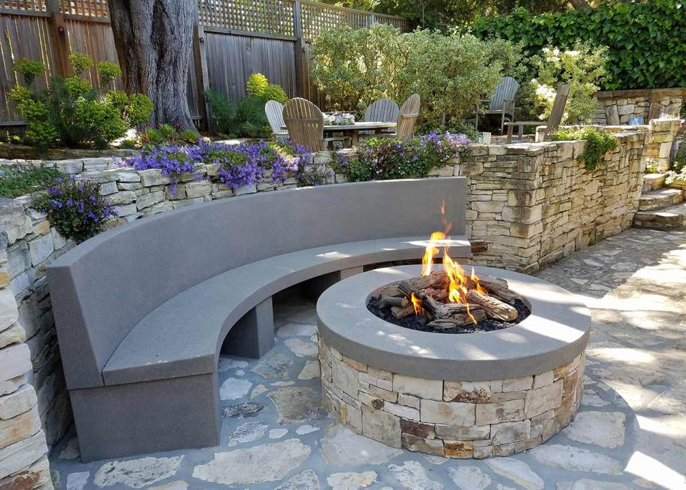 Photo: Courtesy of Fire Pits Direct