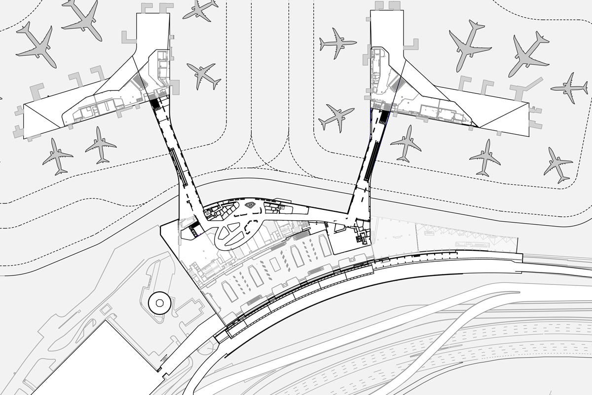 This Impressive Airport Design Changes The Way You Travel