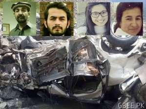 5 Killed in Car Accident on Karakoram Highway (KKH)