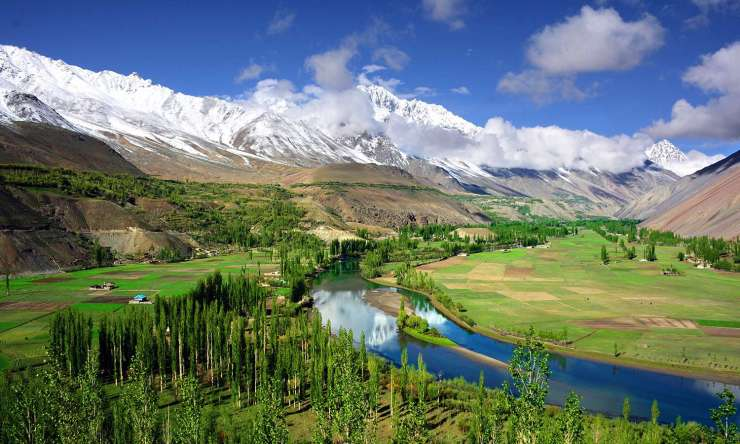 Phandar Valley, Ghizer. — Photo by Muzaffar H. Bukhari