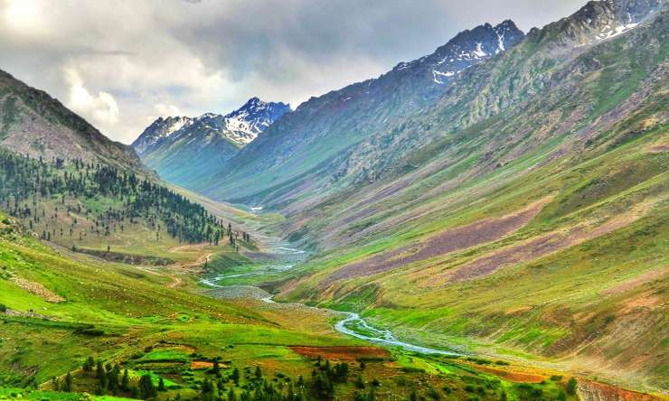 Rama valley, Astore. — Photo by Faiza Lalwani