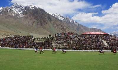Shandur Polo Festival 2016