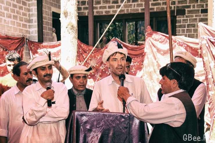 Ginani Festival in Chalt, Nagar Valley, Gilgit-Baltistan