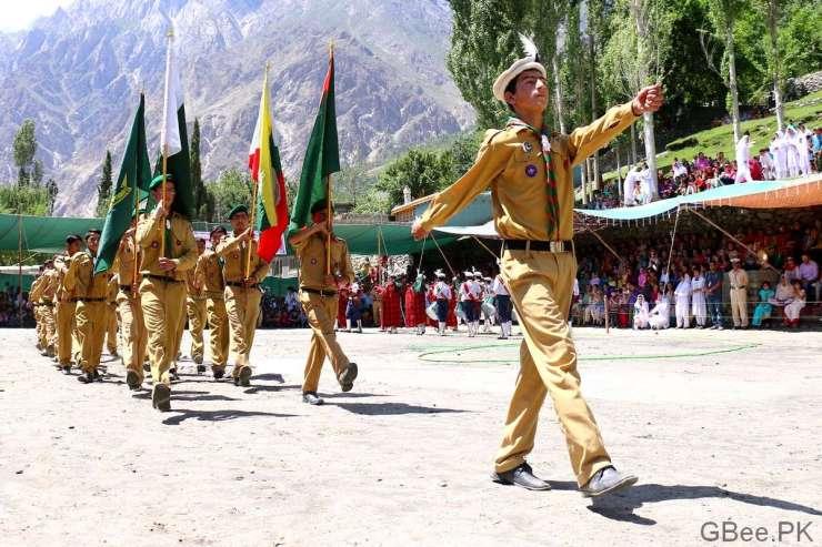 Ismaili Scouts Group Hunza