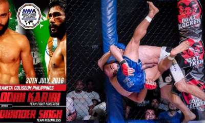 Uloomi Karim from Gilgit-Baltistan to Represent Pakistan at WSOF MMA Championship in Philippines