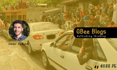 Haider Ali Buluk - GBee Blogger