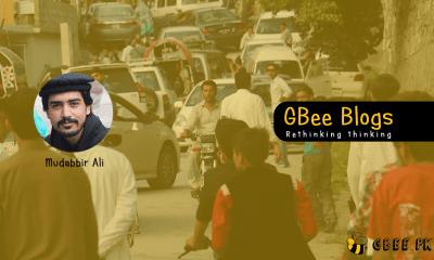 Mudabbir Ali Akhund - GBee Blogger