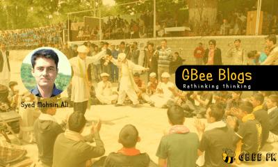 Syed Mohsin Al- GBee Blogger