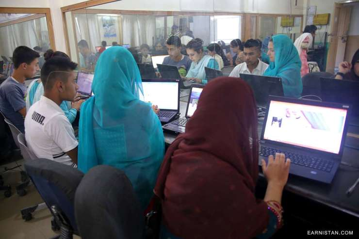 KADO internet marketing calls in Hunza