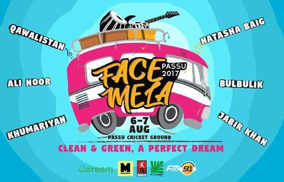 FACE Mela Passu is coming to Hunza this August