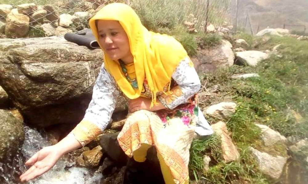 Sherine Fatima Balti: The budding social media star of Baltistan
