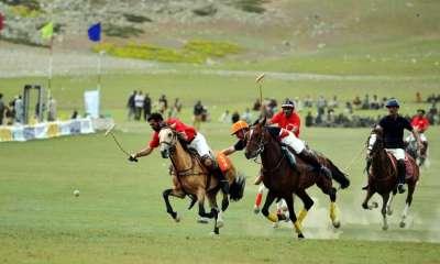 Shandur Polo Festival 2018