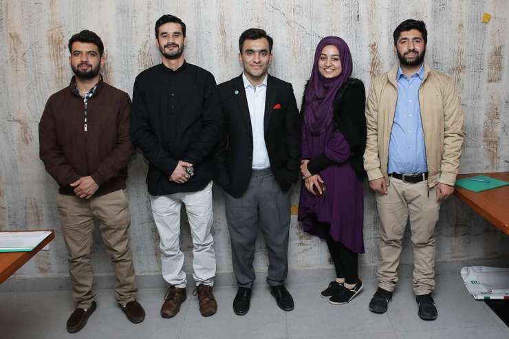 Team Organization for Educational Change Gilgit Baltistan