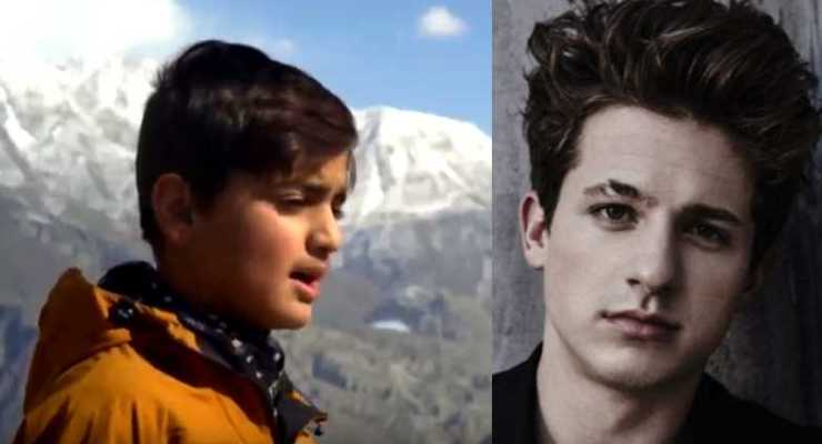 Aliyan Arman Charlie Puth Attention Cover