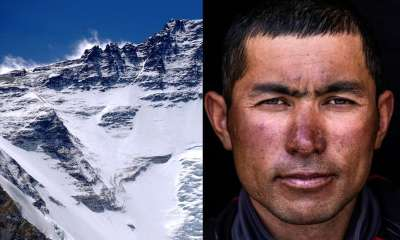 Sirbaz Khan from Hunza Valley becomes first Pakistan to climb Lhotse