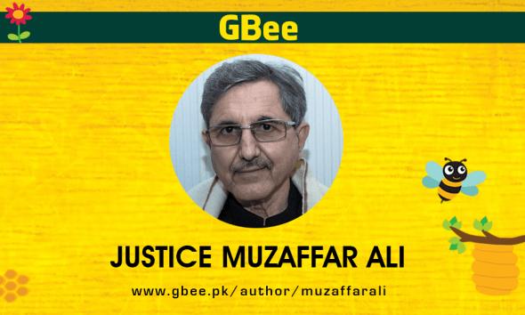 Justice Retired Muzaffar Ali