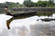 Niger delta pollution