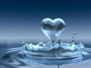 Water love drop