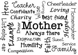 What is a mother?